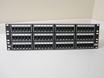 72 PORT CAT 5E PATCH PANEL